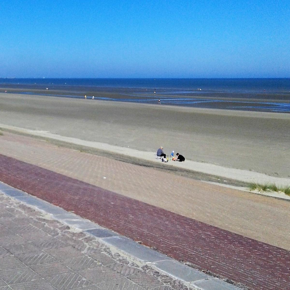 Dunkerque la plage