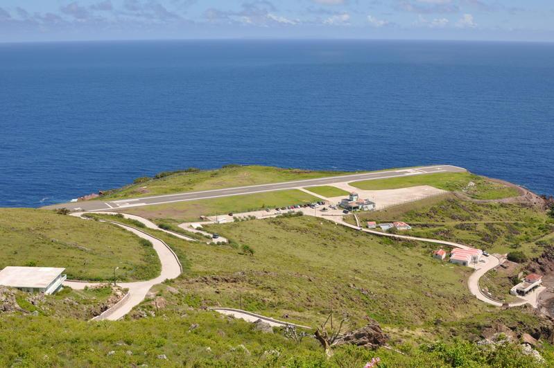 Saba Island - PJ6