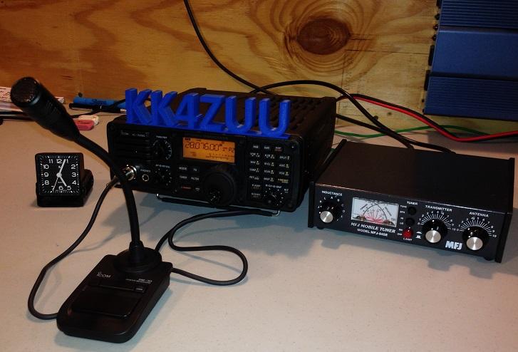 kk4zuu equipment