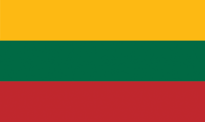 LY2BMX, Flag of Lithuania