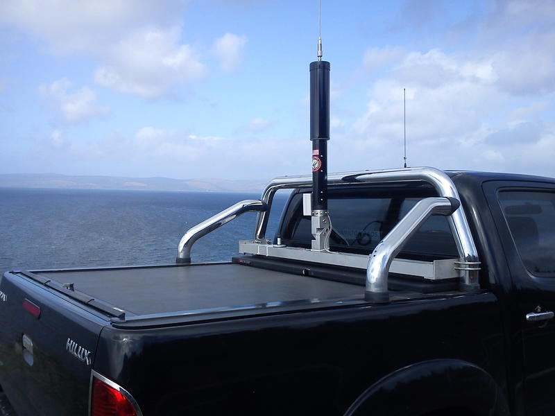 Roof Rack For Toyota Hilux Invincible Toyota Hilux Oem