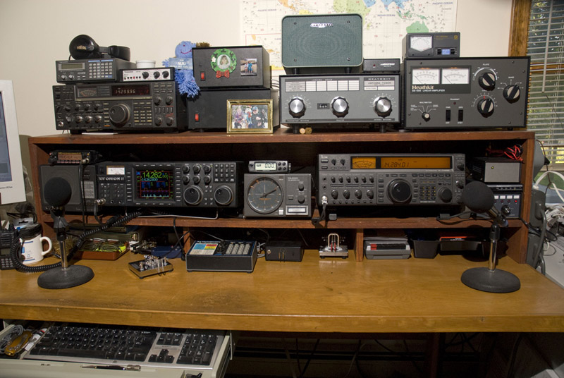 San Francisco Amateur Radio Club, Incorporated - San Francisco, CA.