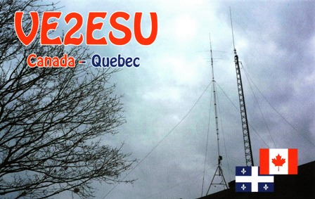 QSL CARD for 2012