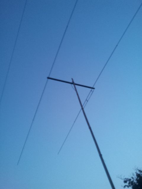 Think, that Carolina windom amateur radio antenna idea and