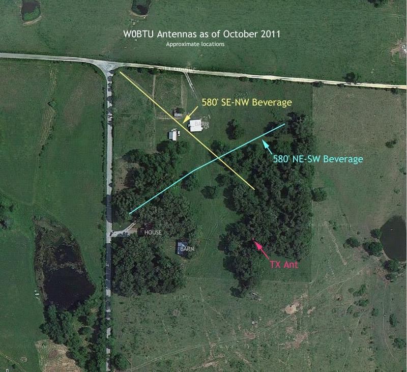 Aerial view of property - 660x660 ft - 10 acres