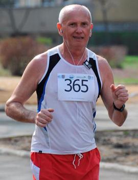 Half marathon, Novi Sad, 25.03.2012.