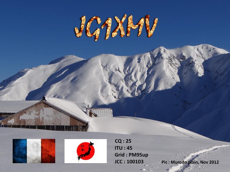 JG1XMV