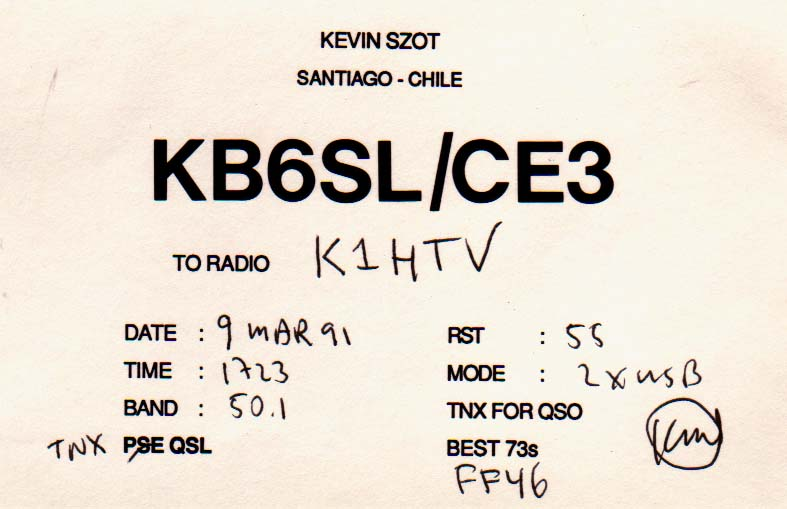 KB6SL/CE3