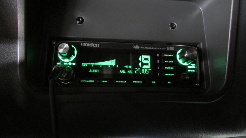 Uniden Bearcat 880