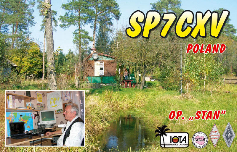 SP7CXV QSL
