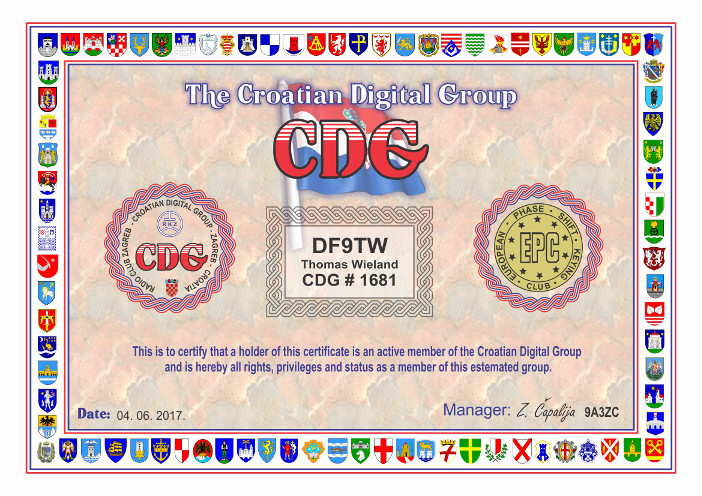 CDG-Membership