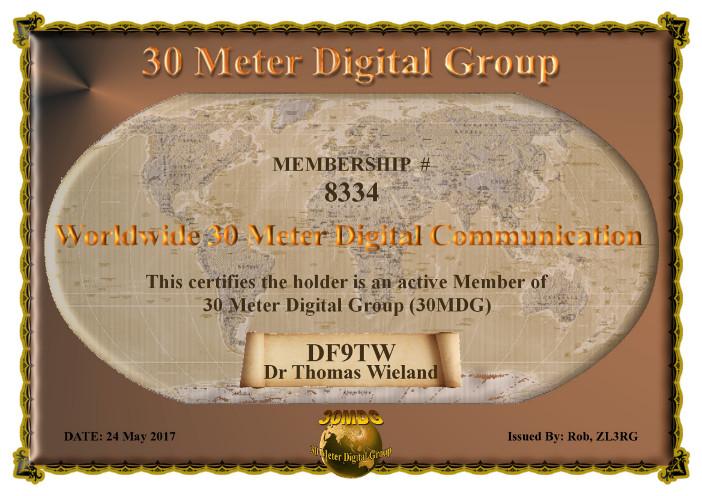 30MDG Membership