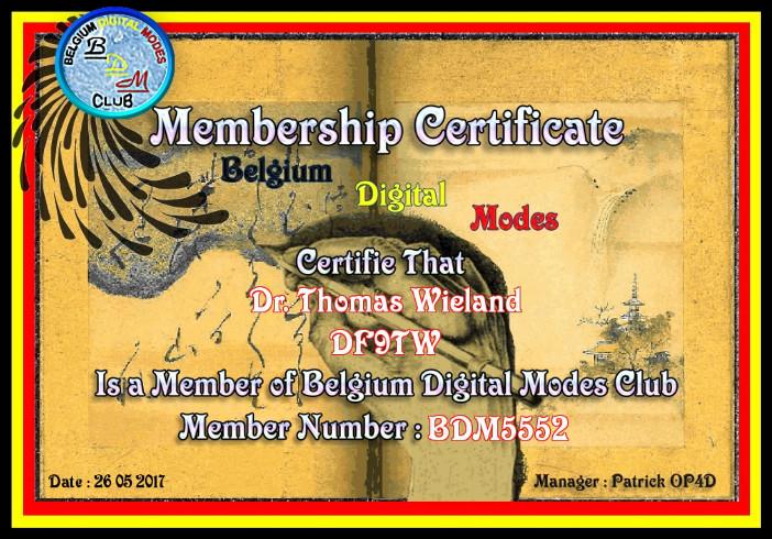BDM Membership