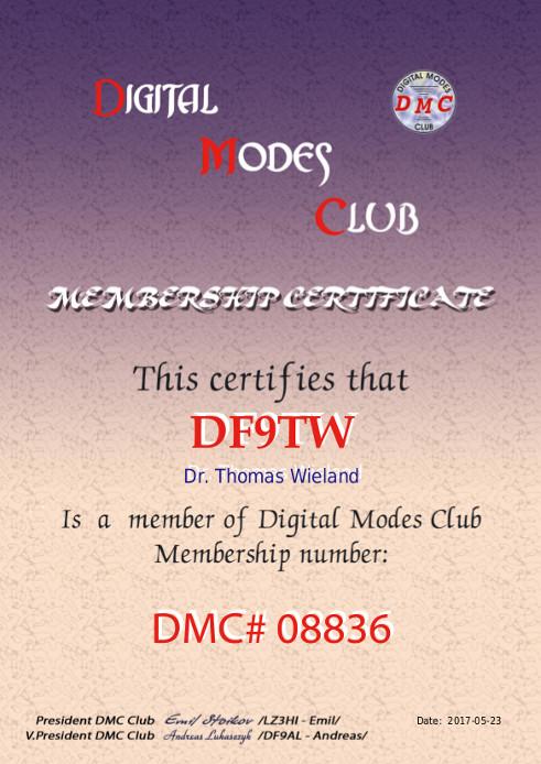 DMC-Membership