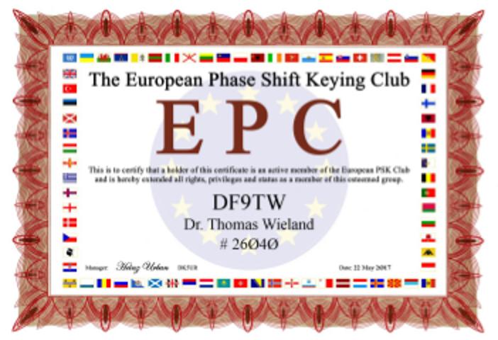 EPC-Membership
