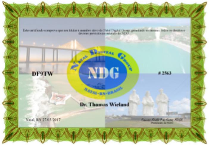NDG-Membership