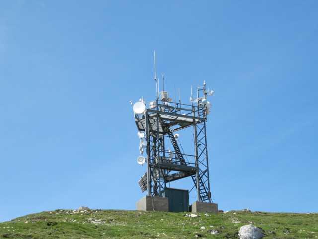 JUNI 2013 in OE8 on Top of Dobratsch