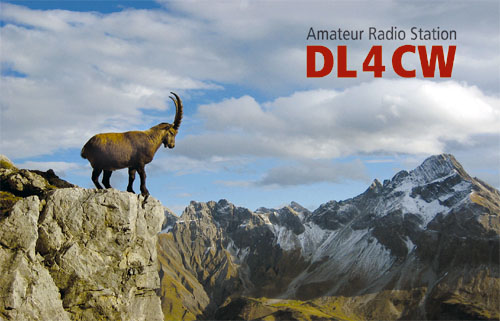 Ibex and Allgäu Alps