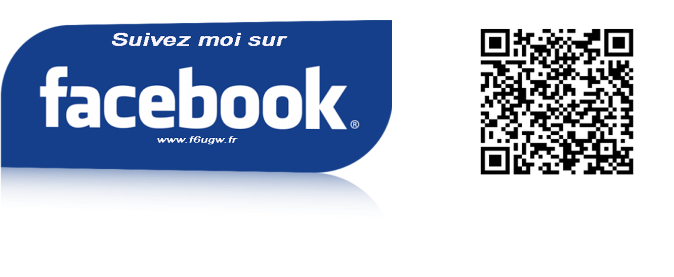 Suivez moi sur Facebook - Follow me on Facebook
