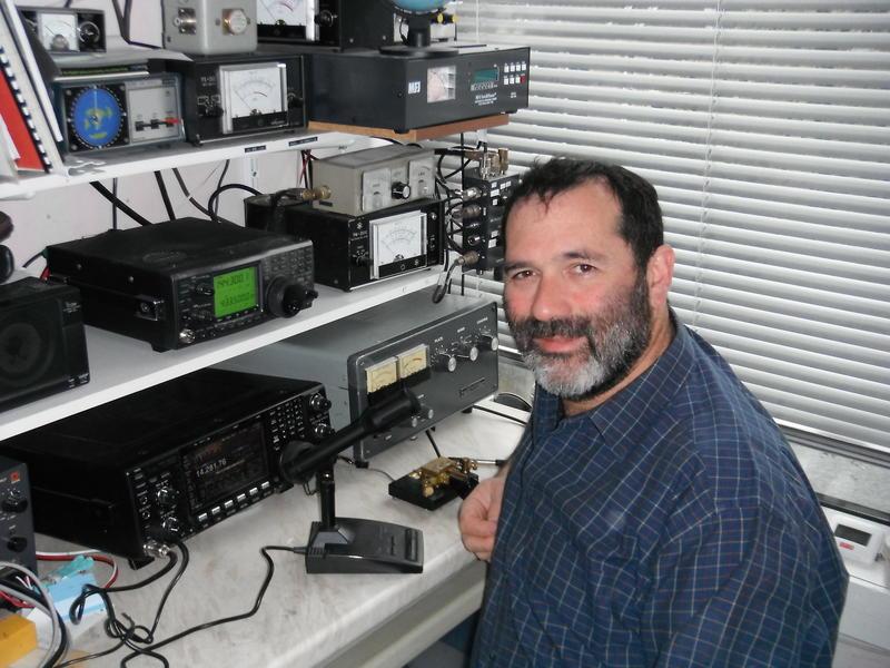 Amateur radio prefix scotland