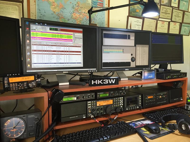 Hk3w Callsign Lookup By Qrz Ham Radio