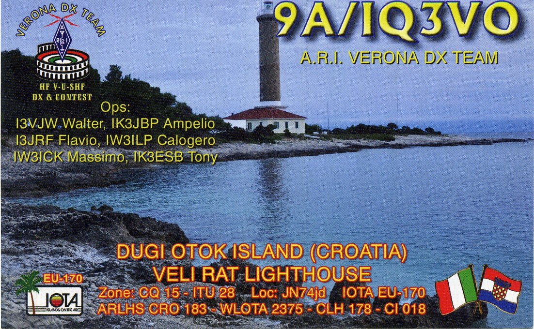 Official QSL