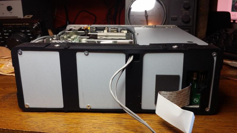 FT991 MODS TX HF