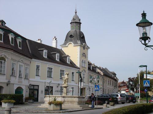 Brunn, Town Hall