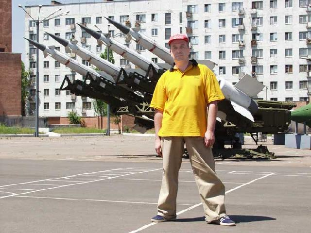 Shevchenko Alexander UR5EAW
