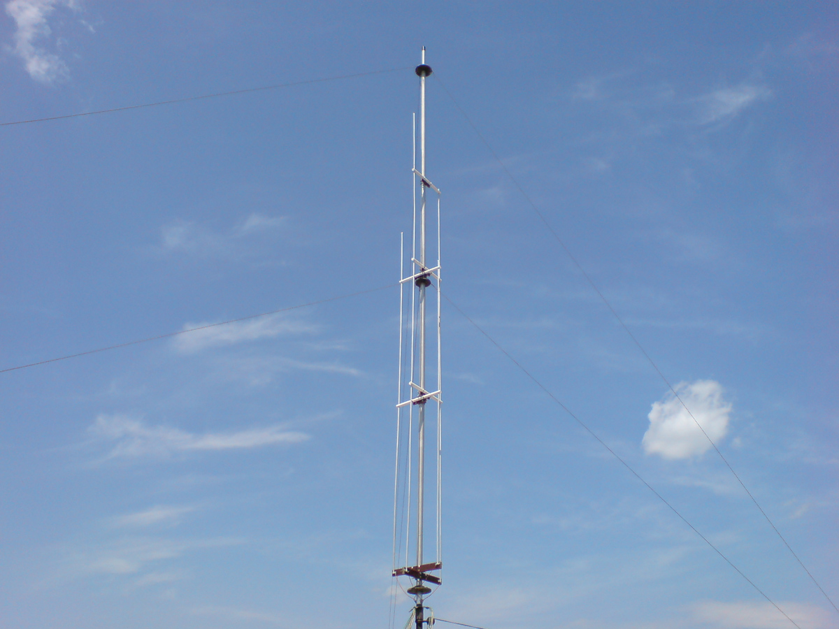 Consider, that Homebrew arrow antenna 2m remarkable