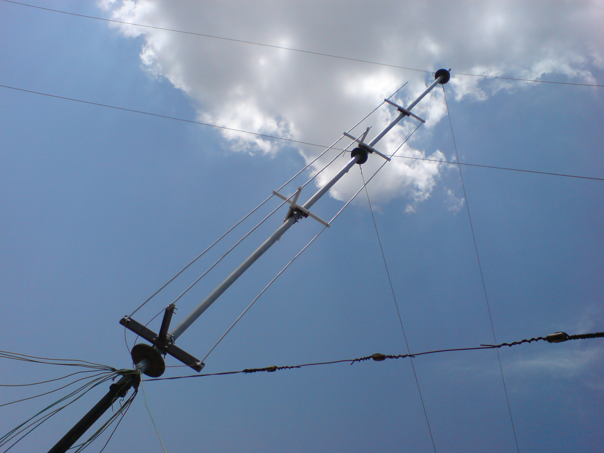 Can help Homebrew arrow antenna 2m valuable message