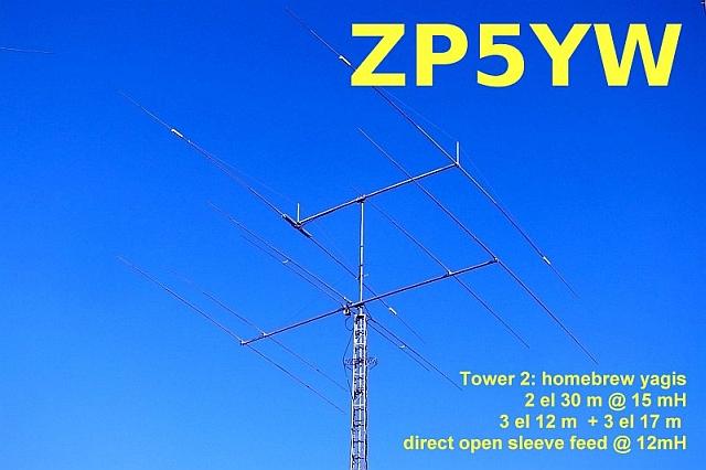 ZP5YW - Callsign Lookup by QRZ Ham Radio