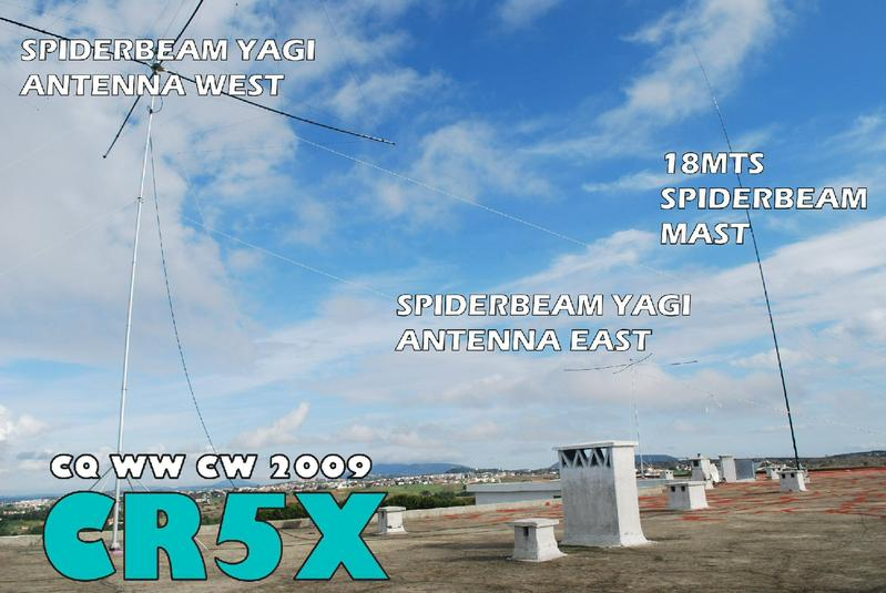 CR5X - Callsign Lookup by QRZ Ham Radio