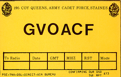 GV0ACF QSL CARD