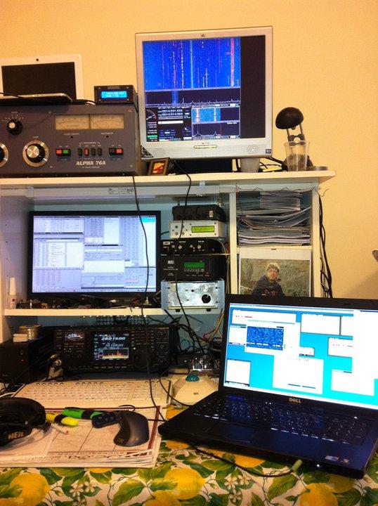 My station 2011