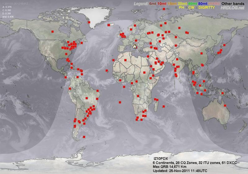 LOG MAP 10mt