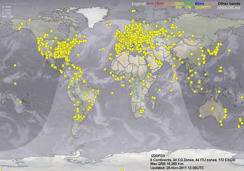 LOG MAP 20mt