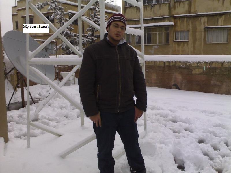 Sami + Snow Tower