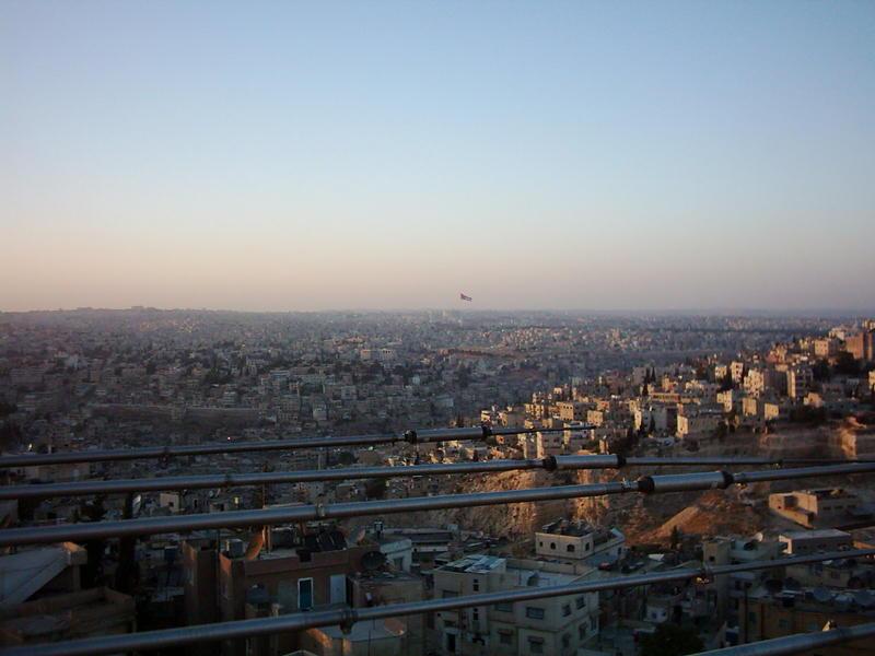 Amman Panorama through TH11DX