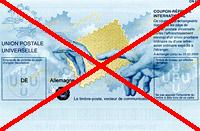do not send money in the stamp
