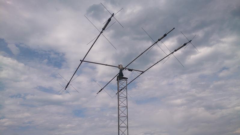Cushcraft MA-5B 5 Band Yagi Antenna