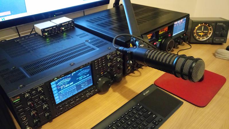 Electro Voice RE320 Broadcast Microphone