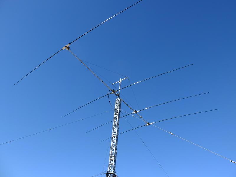 SteppIR antenna 4 ele ,12 October 2014
