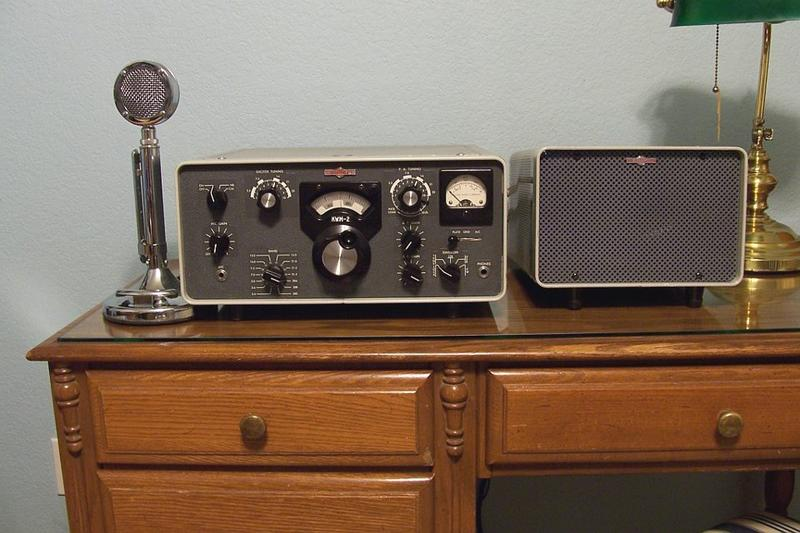 The Collins KWM- 2 and 516 power supply