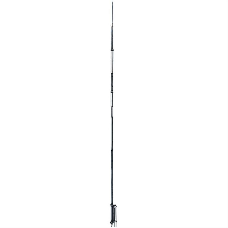 Hy-Gain AV-12AVQ Tri-Band HF Ground Mounted Vertical with Radial Field for 10-15-20 Meters