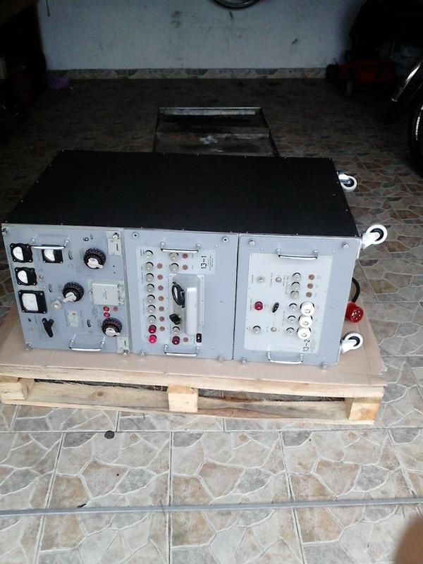 R140 LV6 with 2 x GU43B