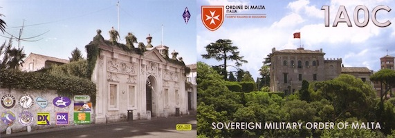 Order of Malta 2012