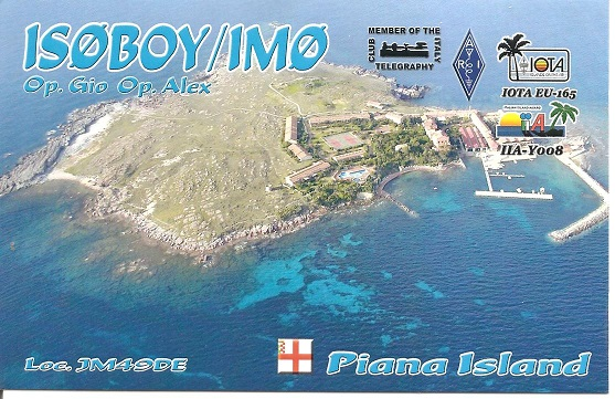 QSL: IS0BOY/IM0