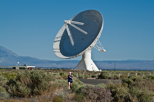 My other EME station at OVRO
