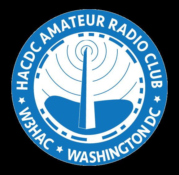 HacDC Amateur Radio Club W3HAC logo